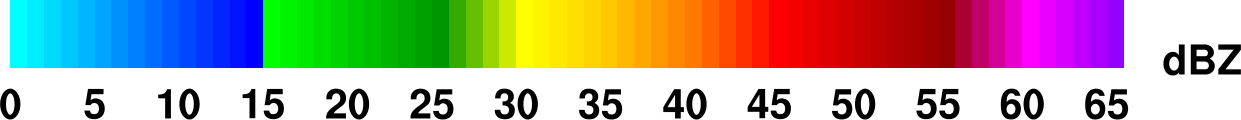 Colorbar(Topography Not Displayed)